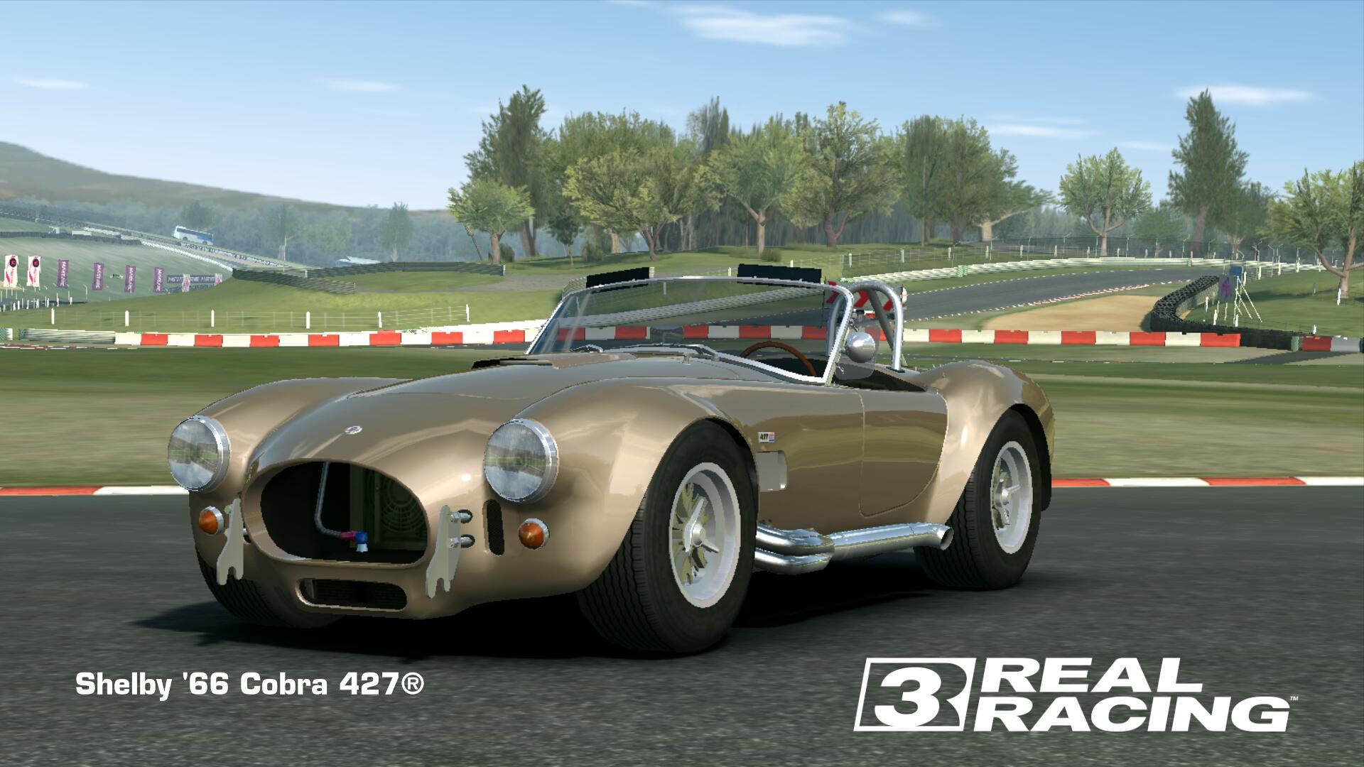 Showcase Shelby '66 Cobra 427