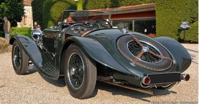 1935 Jaguar S S 90