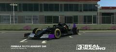F1 Academy Genm Level 0
