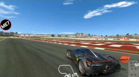 RR3, Furai Rising, Stage 6.3, 1132121. Unserviced, 1st some drifting