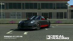 Razgriz 911 GT3 RS