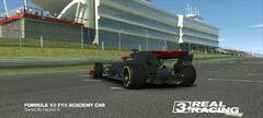 Razgriz F1 Academy Complete Livery (Back)