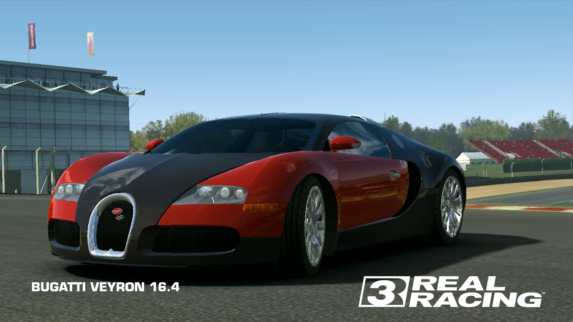 BUGATTI VEYRON 16.4 | Real Racing 3 Wiki | FANDOM powered by Wikia