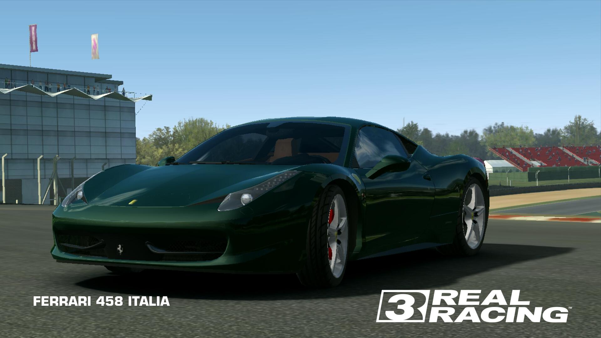 Ferrari 458 Italia Real Racing 3 Wiki Fandom Powered By Wikia