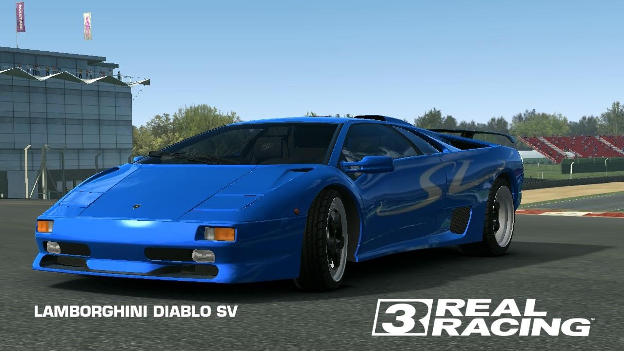 Lamborghini Diablo Sv Real Racing 3 Wiki Fandom