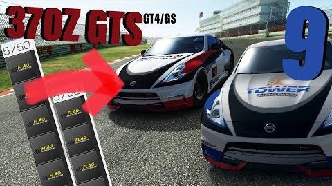 9 liveries of 370Z Nismo (American GT4 Edition & GS Class)