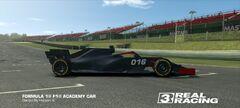 Razgriz F1 Academy Complete Livery (Left)