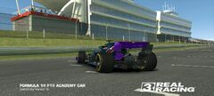 F1 Academy Genm Level 2 (Back)