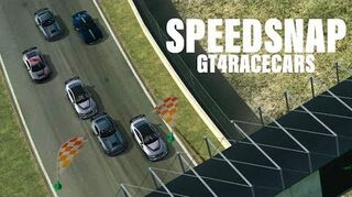 GT4 Race Cars Speed Snap Challenge (Top 2 Options)
