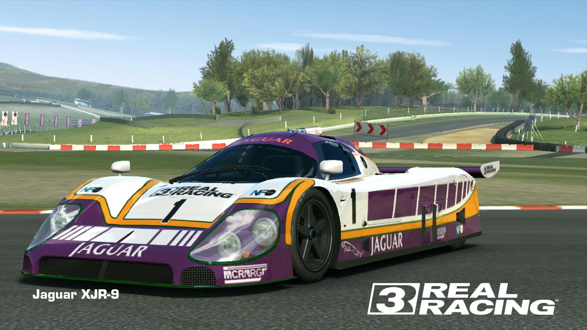 Image - Showcase Jaguar XJR-9.jpg | Real Racing 3 Wiki ...