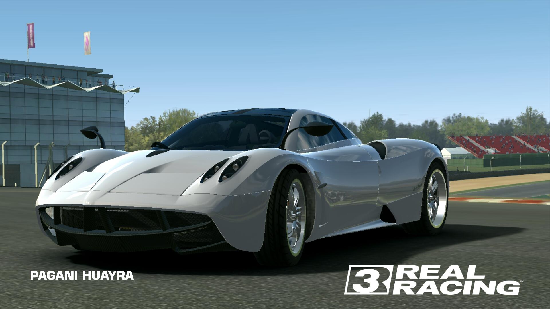 PAGANI HUAYRA | Real Racing 3 Wiki | FANDOM powered by Wikia