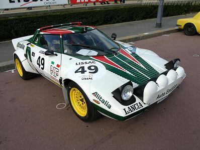 Lancia-Stratos