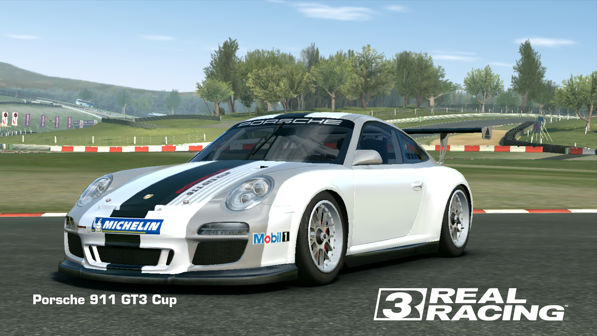 Porsche 911 Gt3 Cup Real Racing 3 вики Fandom Powered