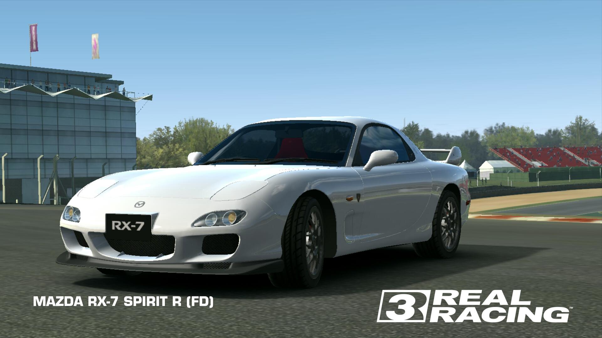 Mazda Rx 7 Spirit R Fd Real Racing 3 Wiki Fandom Powered By Wikia