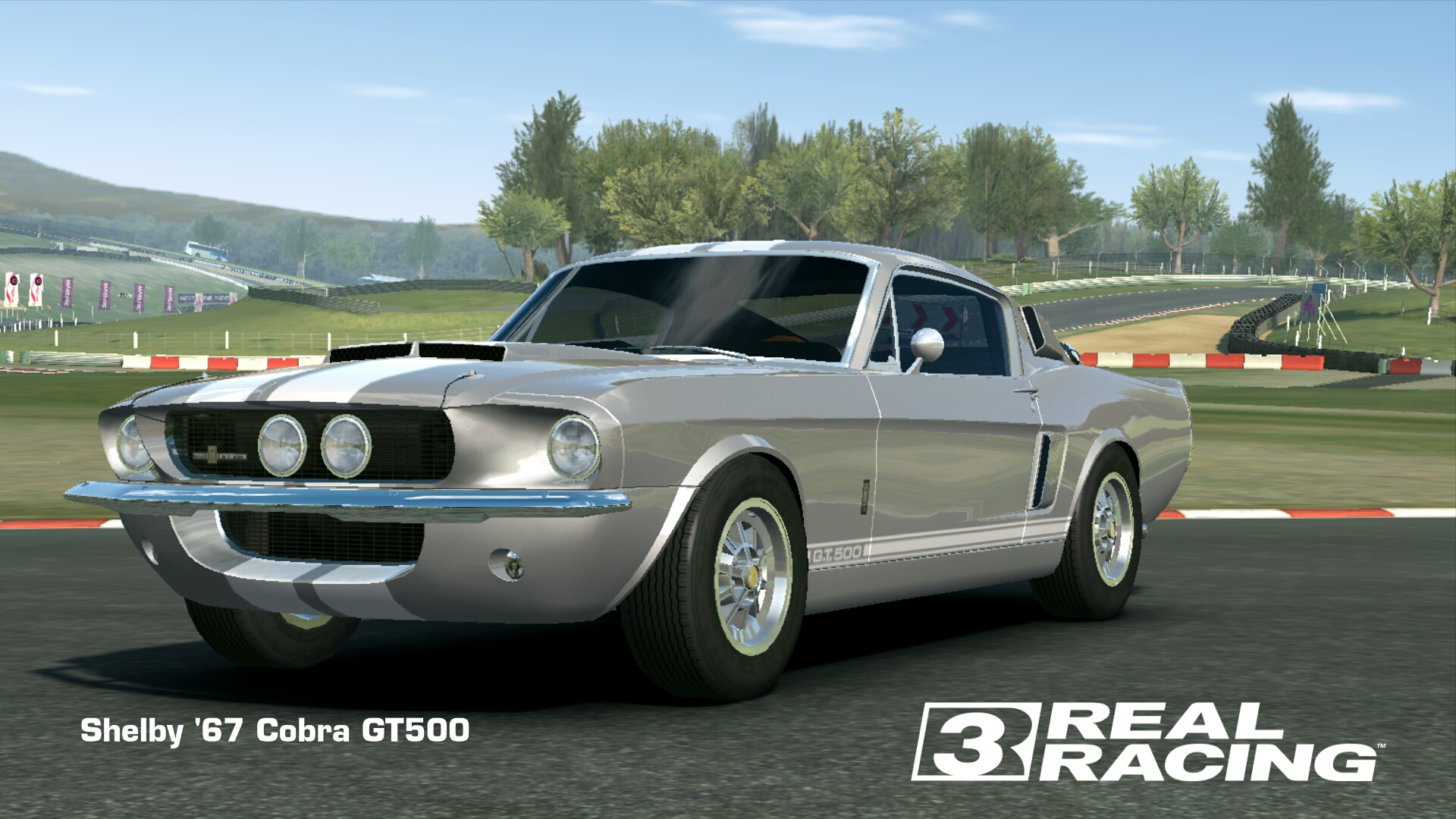 Showcase Shelby '67 Cobra GT500