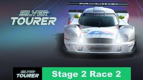 Silver Tourer Stage 2 Race 2-0