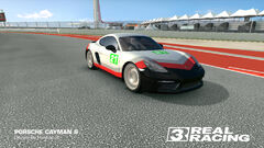 Porsche GT Racing Team No. 21 Cayman S 2