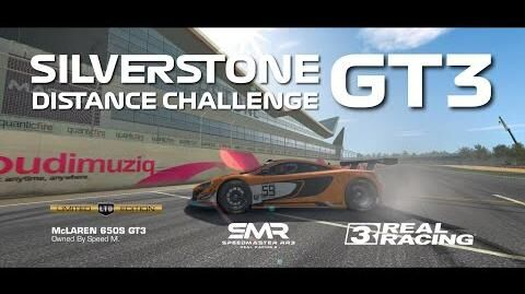 Real Racing 3 Silverstone GT3 Distance Challenge - 2 Best Cars & Races