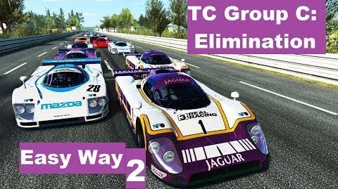 TC Elimination Group C Easy Way 2