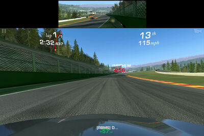 Request list to Firemonkey] New features in Real Racing 3