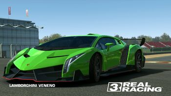 Lamborghini Veneno Real Racing 3 Wiki Fandom Powered By Wikia