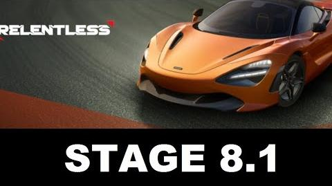 Real Racing 3 Relentless Event Stage 8