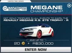 Series Maplethorpe Megane Championship