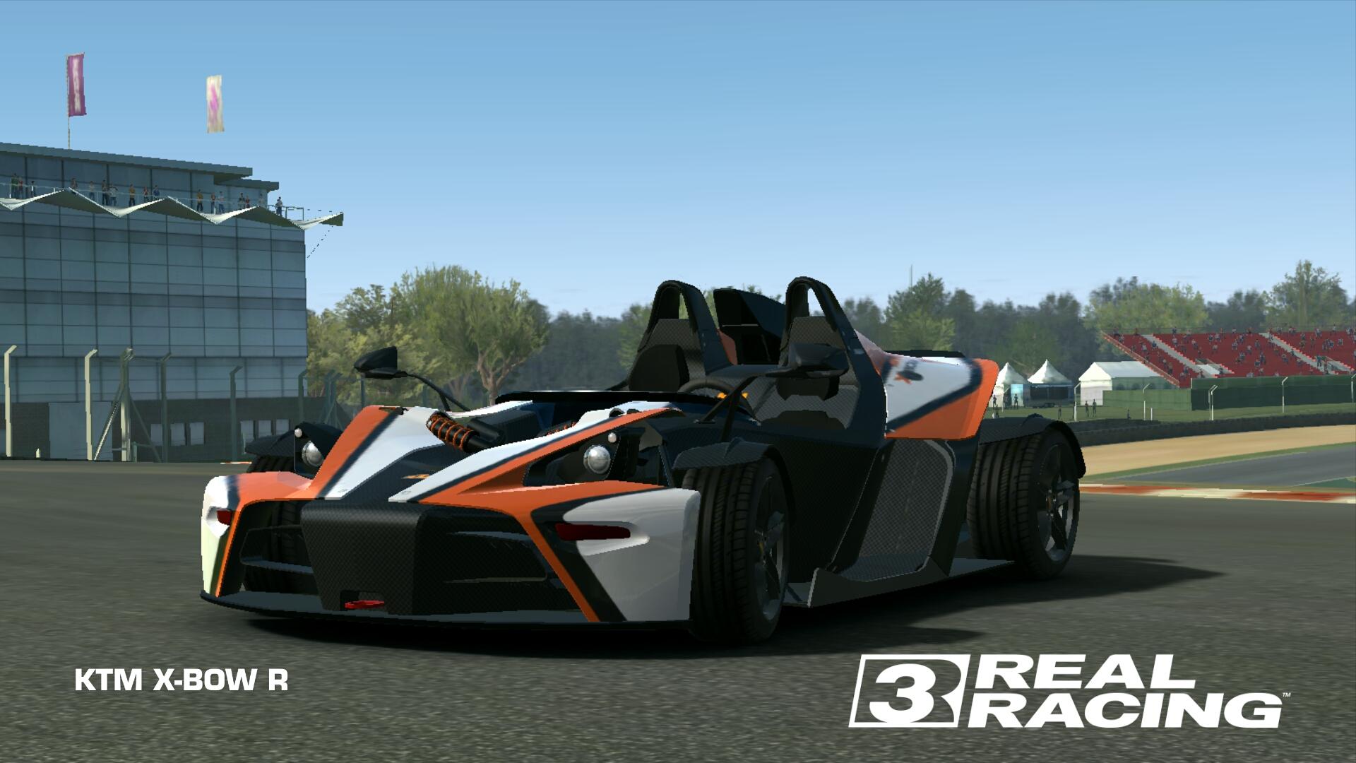 KTM X-BOW R | Real Racing 3 Wiki | FANDOM powered by Wikia