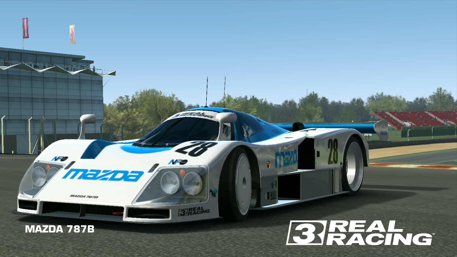 MAZDA 787B | Real Racing 3 Wiki | FANDOM powered by Wikia