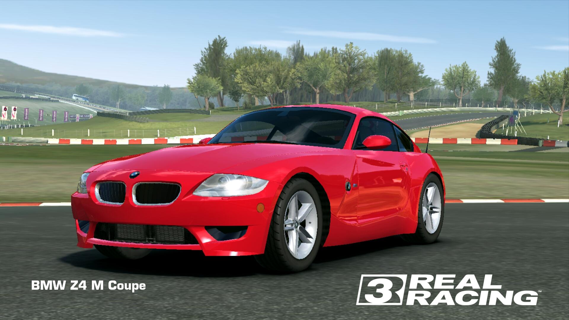 Showcase BMW Z4 M Coupe