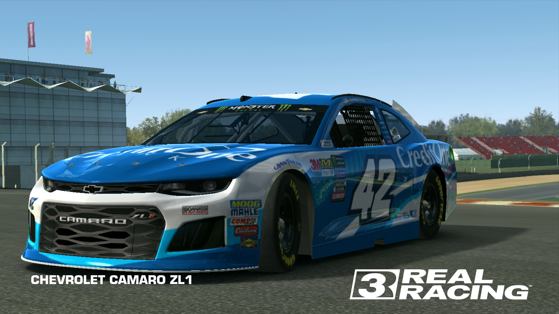 Chevrolet Camaro Zl1 2018 Real Racing 3 Wiki Fandom