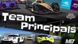 Team Principals - Real Racing 3
