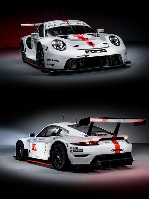 2019 Porsche 911 RSR (1)