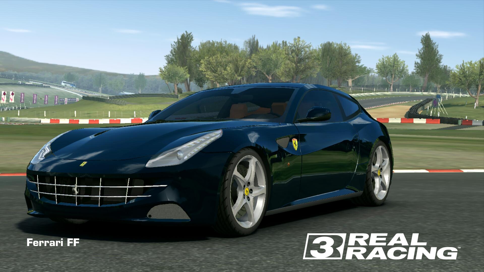 Showcase Ferrari FF