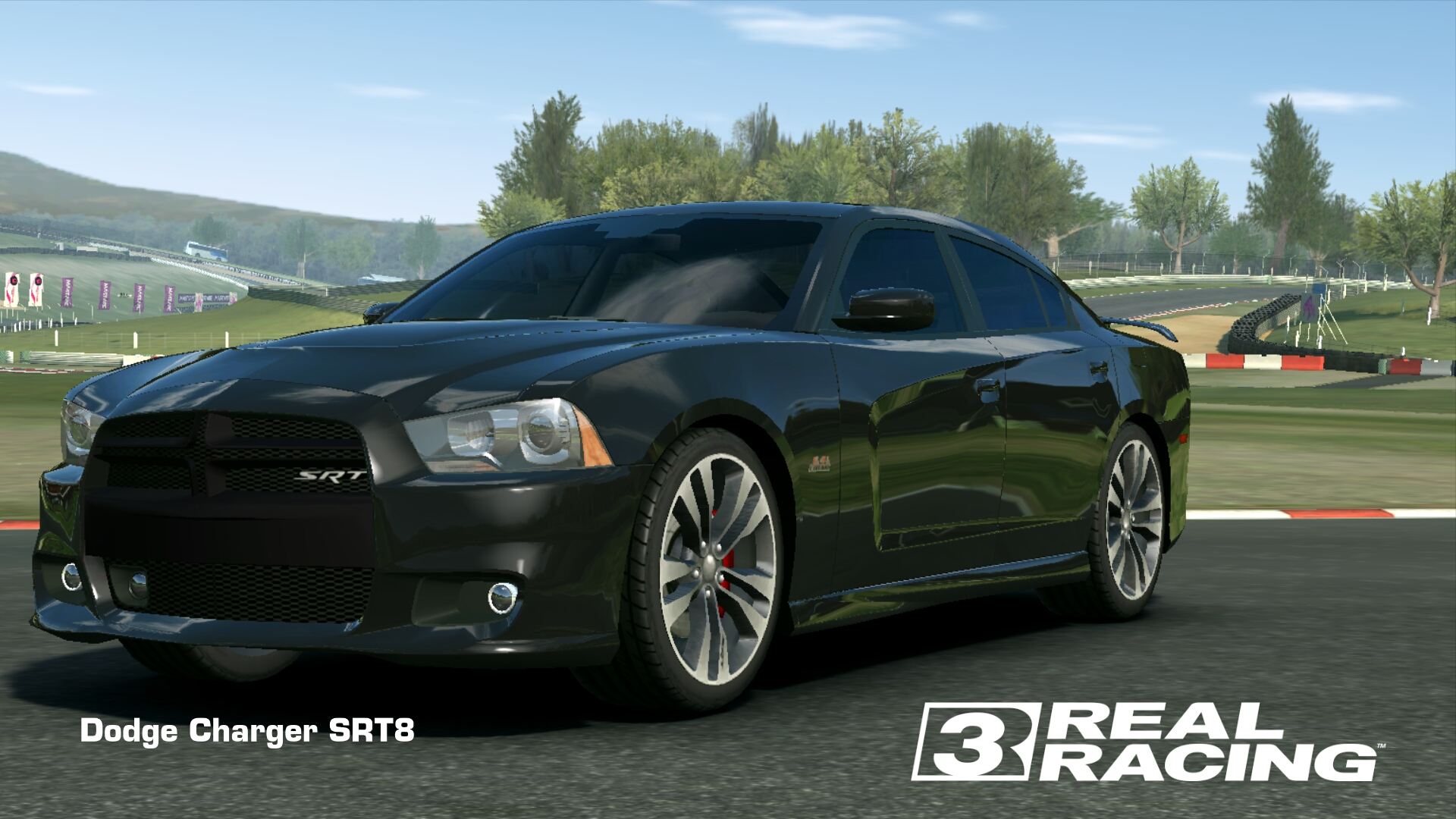 Showcase Dodge Charger SRT8