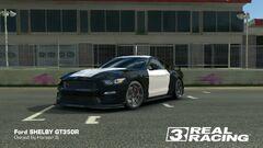 Barricade GT350R