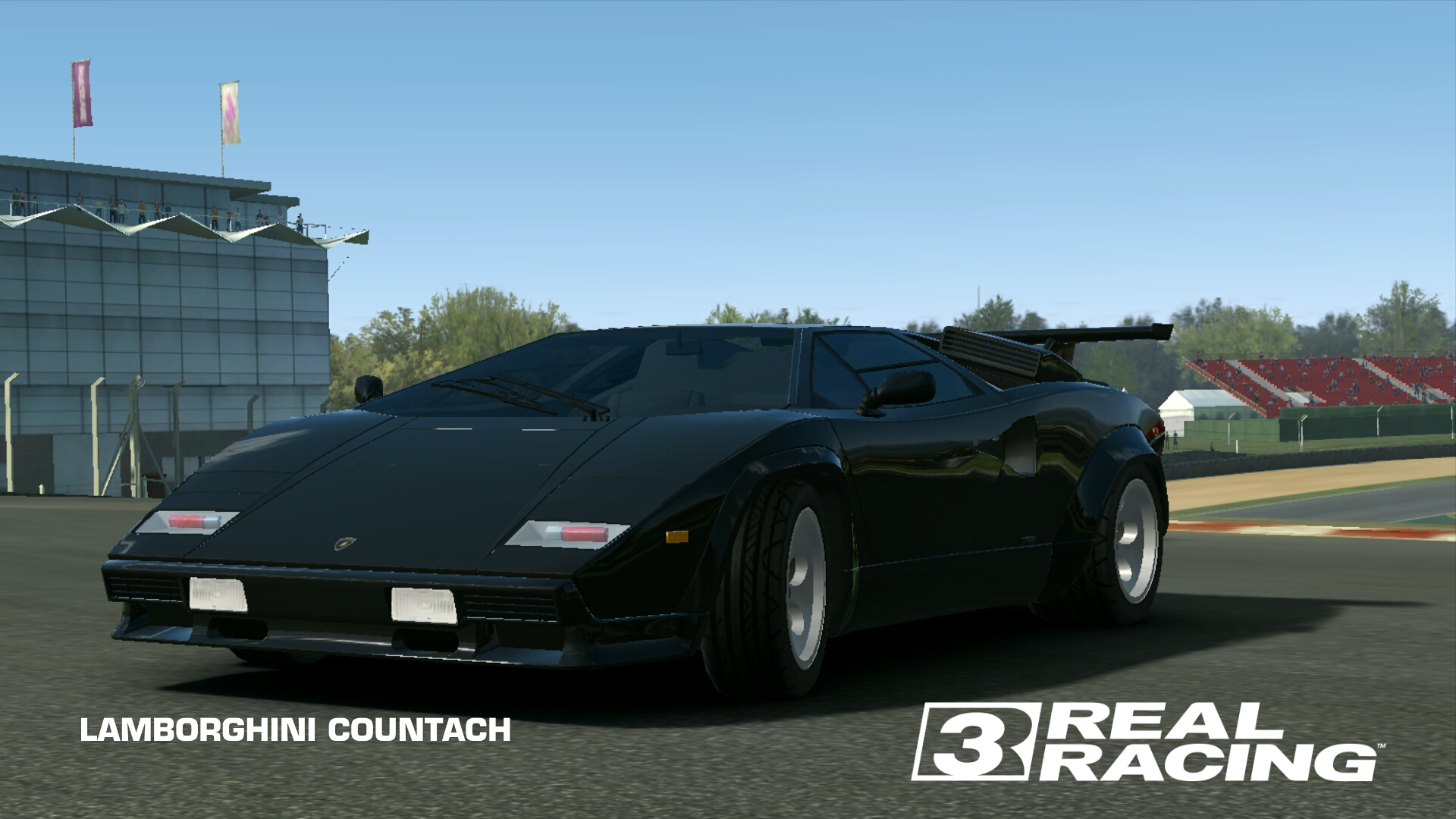 Lamborghini Countach Real Racing 3 Wiki Fandom Powered By Wikia