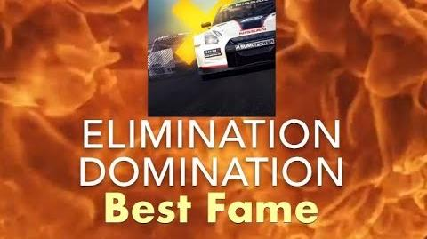 Real Racing 3 RR3 Elimination Domination Best Fame