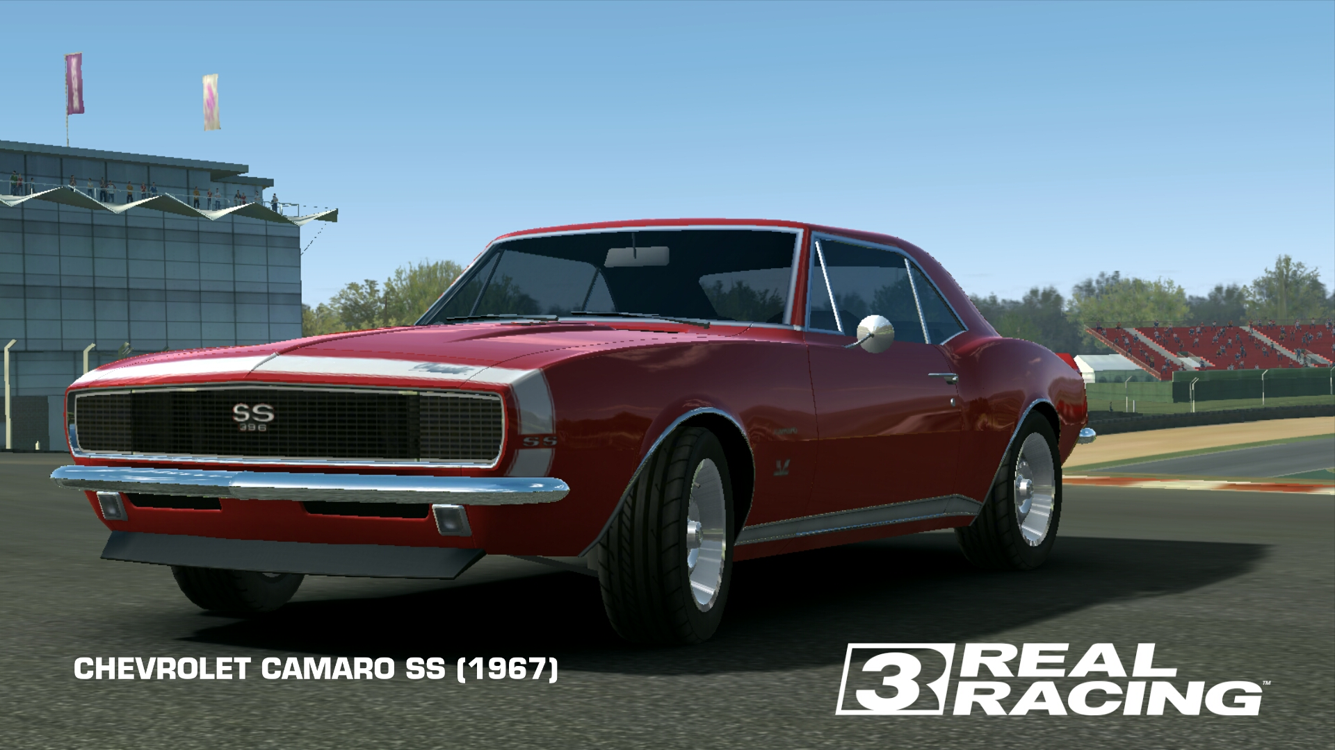 Chevrolet Camaro Ss 1967 Real Racing 3 Wiki Fandom Powered By 1976 Chevy Yellow