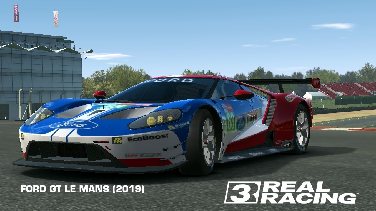 Ford Gt Le Mans 2019 Real Racing 3 Wiki Fandom