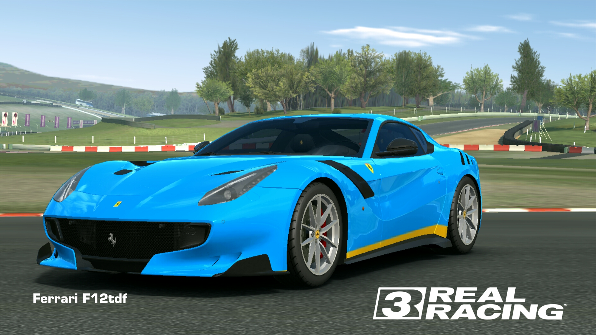 Quanto Costa Ferrari F12Tdf
