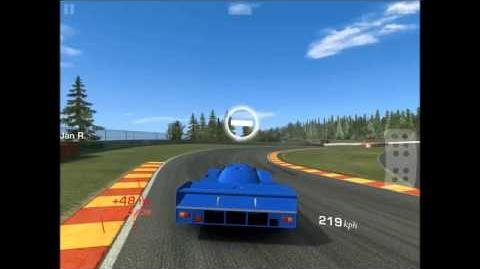 TC Top Speed Porsche 393,90 Kph