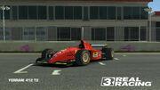 Ferrari 412 T2 (No. 27)