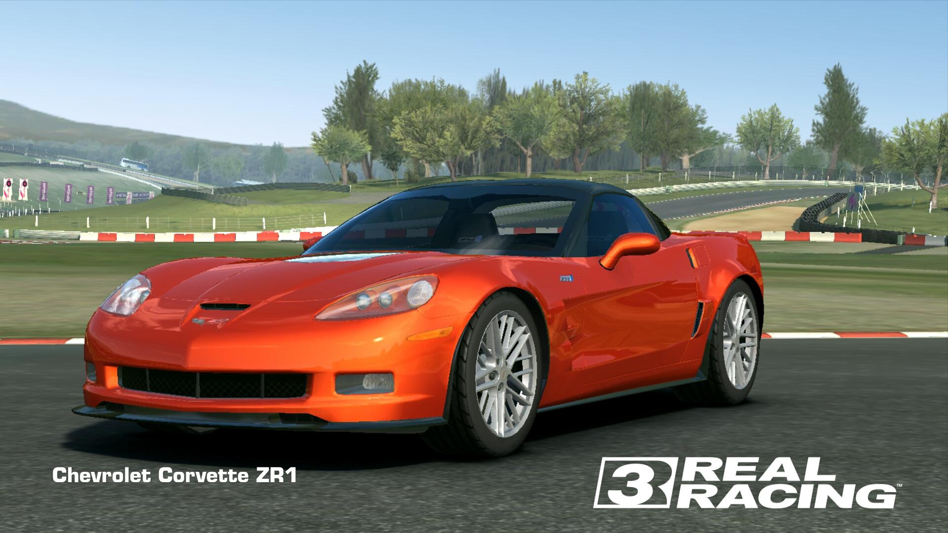 Showcase Chevrolet Corvette ZR1