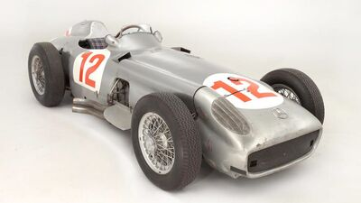 Worlds-most-expensive-car-Mercedes-W196R