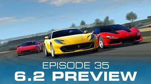 Confirmed content for v6.2 Ferrari Update | Real Racing 3 Wiki ... on