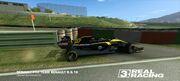 Suzuka West Side Tire Barrier 2
