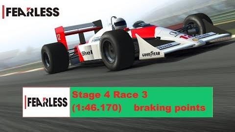 Fearless Stage 4 Race 3 braking points 1 46