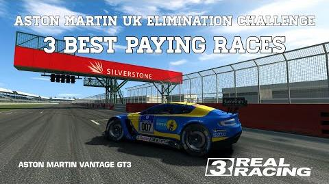 RR3 Aston Martin Uk Elimination Top 3 Best Paying Races Real Racing 3