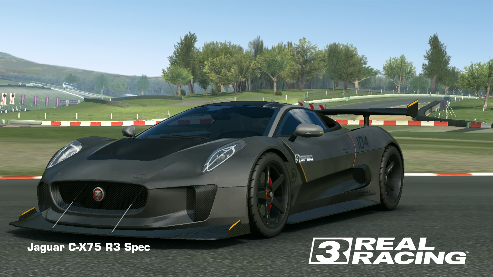image showcase jaguar c x75 r3 real racing 3 wiki fandom powered by wikia. Black Bedroom Furniture Sets. Home Design Ideas